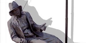 levend-standbeeld